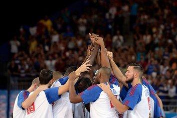 Košarkaši Francuske