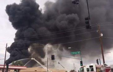 Arizona požar