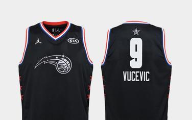 Dres Nikole Vučevića za All star