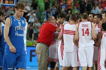 Košarkaši Hrvatske