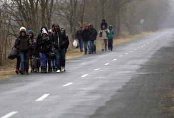 Kosovo migranti