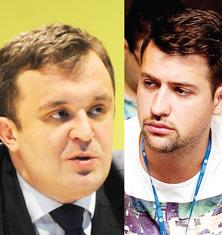Zlatko Vujović, Edin Koljenović