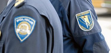 Carina i policija