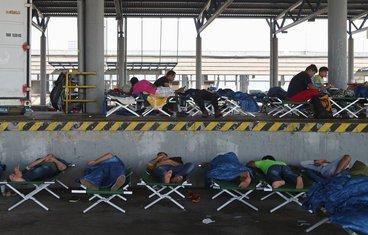 Austrija, migranti