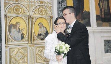 Velizar i Željka Obradović