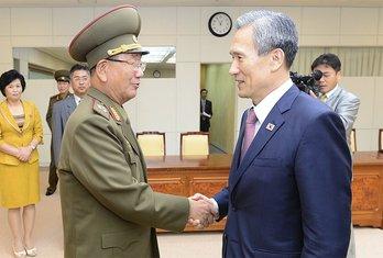 Sjeverna i Južna Koreja