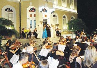 orkestar Sveti Petar Cetinjski