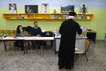 Grčka izbori