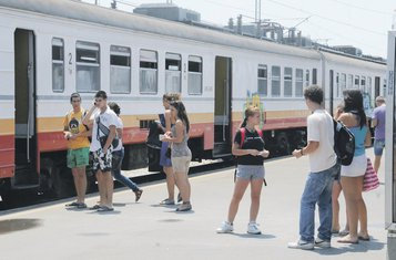 voz, željeznica