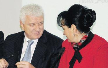 Duško Marković, Vesna Medenica