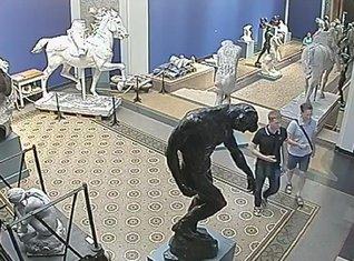pljačka muzeja Roden