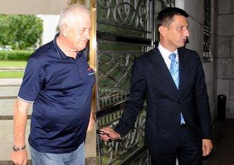 Mićo Orlandić, darko Pajović