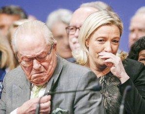 Žan-Mari i Marin le Pen