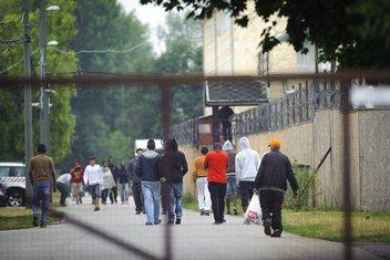 Mađarska migranti
