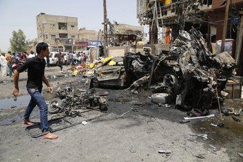 Irak, Bagdad
