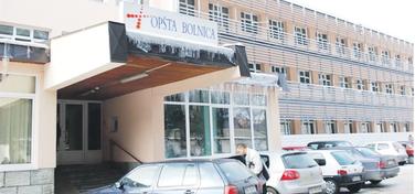 Opšta bolnica u Beranama