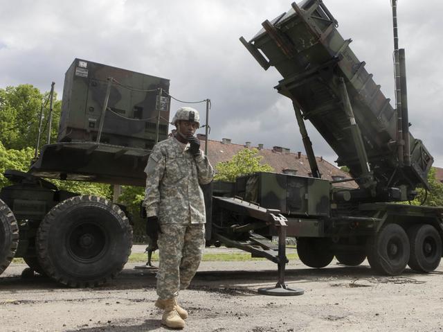 Rakete Patriot