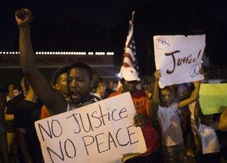 Ferguson, protesti