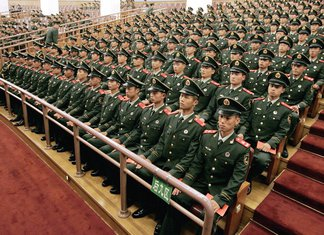 Kina vojska