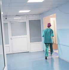 Klinički centar, bolnica