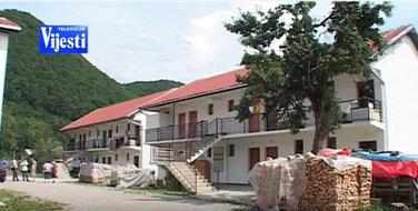 Zgrada, Ribarevina