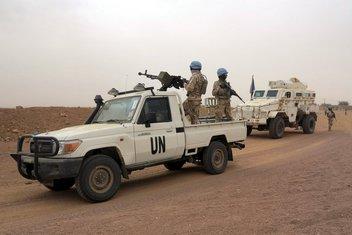Mali UN
