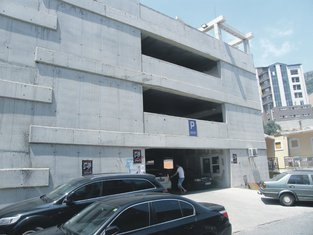 Garaža Rafailovići