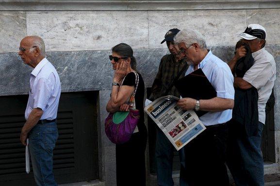 Grčka banke