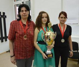 Lidija Blagojević, Nevena radošević, Nina Delević