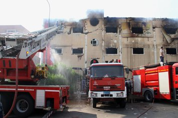 Kairo požar