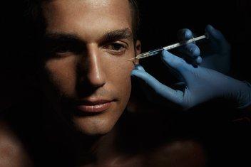 Plastični hirurg, ubrizgavanje botoksa
