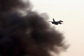 Sirija, avijacija bombarduje
