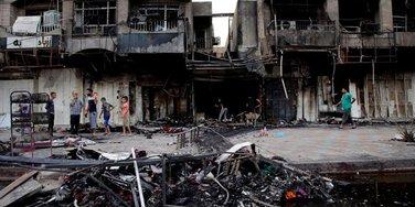 Bagdad eksplozija