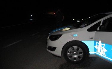 Bijelo Polje nesreća, policija