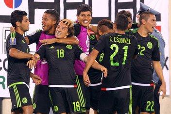 Fudbaleri Meksika