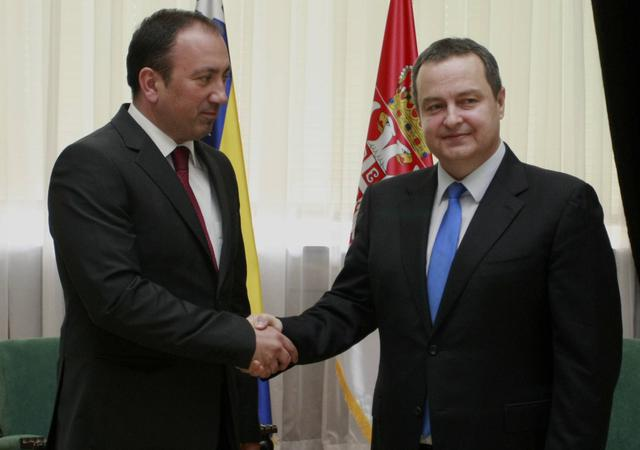 Igor Crnadak, Ivica Dačić