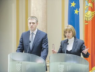 Igor Lukšić, Vesna Pusić