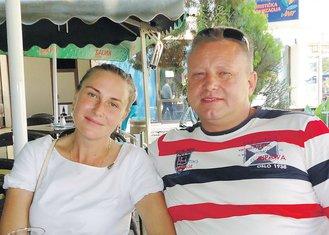Jelena Vtorik, Nikolaj Vtorik
