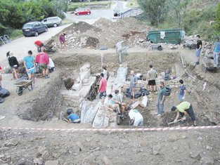 Arheolozi (Novine)