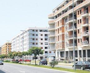 zgrada, Podgorica