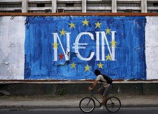 Grčka, EU