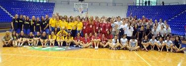 Košarkašice mlade