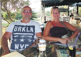 Turisti, turizam, ljetovanje u Crnoj Gori, Crna Gora, njemački turisti