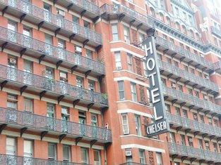 Hotel Čelsi (Novina)