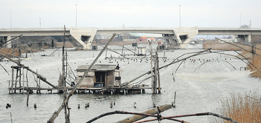 Ulicnj, most na Port Mileni