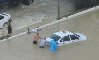 Soči, poplave
