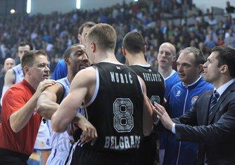 Budućnost Voli Partizan