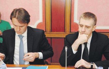 Raško Konjević, Igor Lukšić