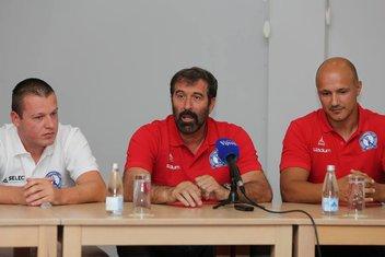 Draško Vukadinović, Veselin Vujović i Zoran Roganović