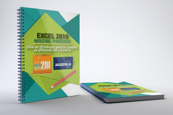 Kreativni Excel, priručnik